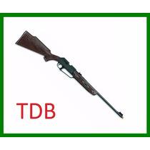Marcadora Airsoft Rifle Daysi 880 Neumático De Multibombeo