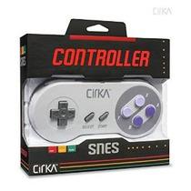 Controlador Retro Cirka S91 Clásico Para Snes Super Nintendo