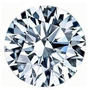 Diamante Natural Vvs1 Color G .37 Cts Redondo Ex Cut