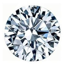 Diamante Natural Vs1 Color I .52 Cts Redondo Medio Carat