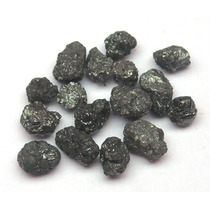 Diamante Negro 1,05 Cts 100% Natural En Bruto