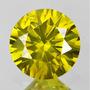 Diamante Canario Vs.38 Quilates