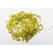 Diamante Amarillo En Bruto Espumoso Diminuto 0.4 Ct