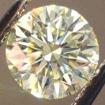 Moissanita Redonda 2,7ct 9,1mm Mas Brillante Que El Diamante