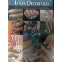 Uñas Decoradas Técnica Artificial 3d 1 Vol Euromexico