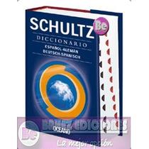 Diccionario Schultz Español-aleman / Deutsch-spanisch Oceano