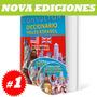 Consultor Diccionario Inglés-español 1 Tomo + Cdrom