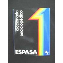 Diccionario Enciclopédico Espasa Uno Isbn 84-239-5913-9