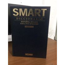 Diccionario Smart Español-ingles Oceano Envio Gratis