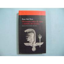 Diccionario Critico De Mitos Y Simbolos Nazis / Sala Rose