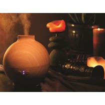Difusor/aromaterapia/humidificador! Luz Led! 600ml.eléctrico
