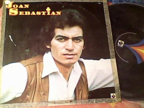 disco de joan sebastian: