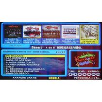 Master Profesional Para Rockolas + Disco 1tb + Calcomanias