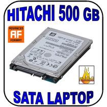 Disco Duro 500gb Hitachi Sata Para Laptop Nuevo , El Mejor!!