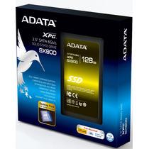 Unidad Estado Solido Ssd Disco Duro Sx900 128gb Adata