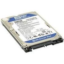 Disco Duro De 500 Gb Western Digital Para Laptop