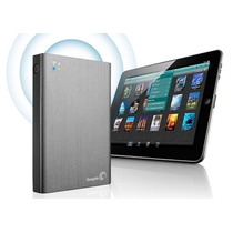 Seagate® Wireless Plus 2 Tb Disco Duro Wi-fi Iphone Ipad