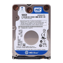 °° Disco Duro Interno 500 Gb Wd Para Laptop °° En Bnkshop