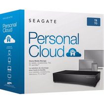Disco Duro Externo Seagate Personal Cloud 4tb Ethernet Nas
