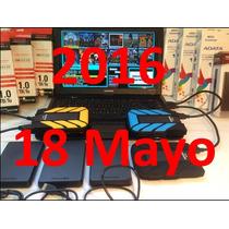 Master Rockola Disco 1 Tb 2016 Programas, Remixes, Videos 4k