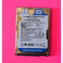 Disco Duro 2.5 Laptop 640 Gb Wd Scorpio Blue Wx71a91p6433