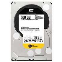 Disco Duro 500gb Wd Re 3.5 6gb 64mb 7.2k Rpm 24x7 Sata3 +b+