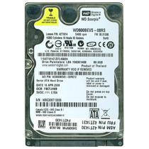 Disco Duro Western Digital 80gb Wd800bevs-08rs 2.5 Sata