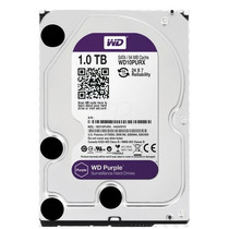 Disco Duro 1tb Wd Purple Wd10purx 3.5 6gb Sata3 120hrs +b+