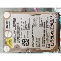 Disco Duro Sata 80gb Laptop Western Digital