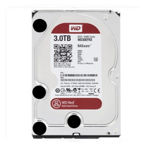 Disco Duro 3tb Wd Red 3.5 Sata3 6gb 64mb Intellipower +c+