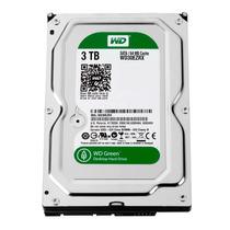 Disco Duro Wd Green 3.5 3tb Sata3 6gb/s 64mb Intellipower