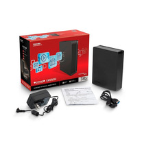 Disco Duro Externo Toshiba 3tb Usb 3.0 Laptop Pc Canvio Desk