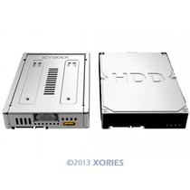 2.5 Sata Hdd / Ssd To 3.5 Caja Para Disco Duro