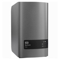 Disco Duro Externo 6tb Wd My Book Duo Escritorio 3.5 Usb +c+