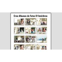 Psd Fotolibros Boda, Quinceaños Xvs,quinceañeras,novios,boda