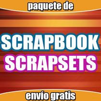 Hermosos Scrapbook Fondos Y Elementos Individuale Recortados