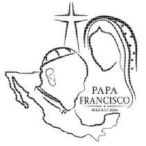 Vector Serigrafia , Plotter De Corte Papa Francisco, Mexico