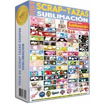 Mega Pack Para Sublimacion De Tazas Completo Vectores 2x1