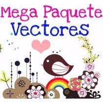 Vectores Mega Pack Diseños Sublimacion Transfer 2x1
