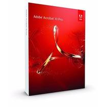 Licencia De Adobe Acrobat Xi Pro Para 1 Pc Windows