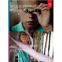 Adobe Photoshop Elements Y Premiere Elements 14