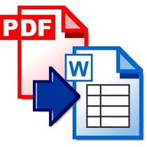 Programa Con Licencia Para Convertir De Pdf A Word Y Más