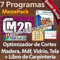 Programa: Optimizador De Cortes, Laminas, Tableros, Madera