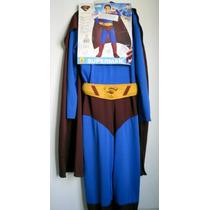 Superman Disfraz Original Para Niño