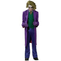 Disfraz De Joker, Guason, Batman Dark Knight Para Adultos