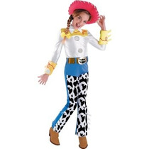 Disfraz Niñas Jesie La Vaquerita Toy Story