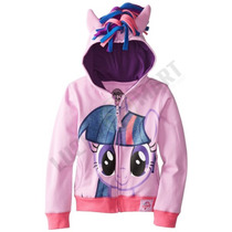 Sudadera My Little Pony Twilight Sparkle Niñas Varias Tallas