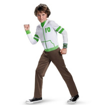 Disfraz Ben 10 Omniverse Niño Talla 7/8 + Regalo