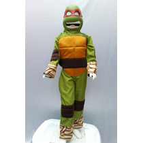 Disfraz Tipo Tortuga Ninja