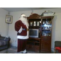 Traje De Santa Claus Profesional (nuevo )